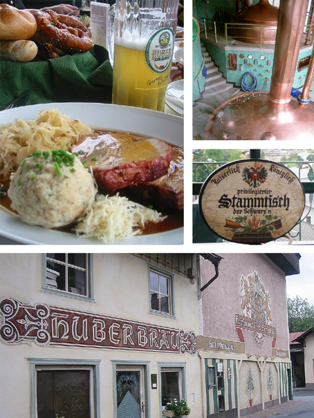 Huberbräu in St. Johann (Austria)