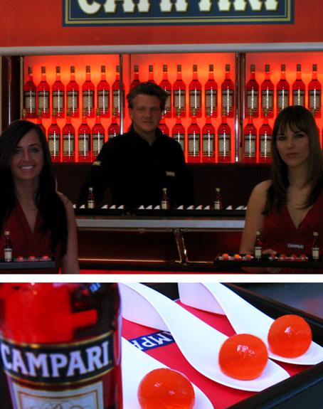 """Catering – CAMPARI """"Deutscher Filmpreis 2008″"""