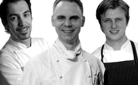 Denis Feix, Kevin Fehling, Volker Drkosch