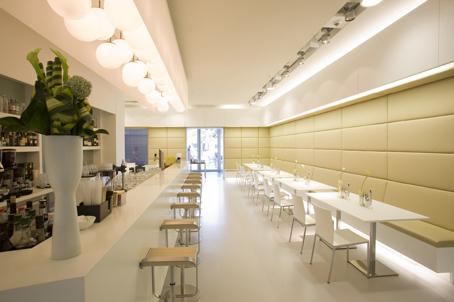 BMW Museum Café Bar M1