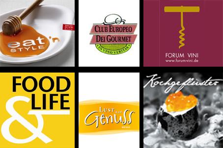 Gourmetmesse, Food&Life, Lust auf Genuss, Kochgeflüster, Forum Vini, eat´n Style