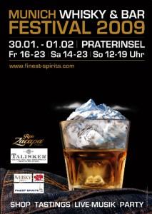 Munich Whisky & Bar Festival – Spirituosen erleben