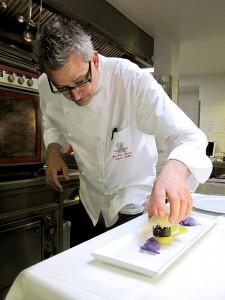 In der Küche eines Kraters / Zu Gast bei Joachim Kaiser