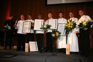 7 Gänge, 7 Köche: Der Gourmet Preis Bayern 2009 geht an Heinz Winkler