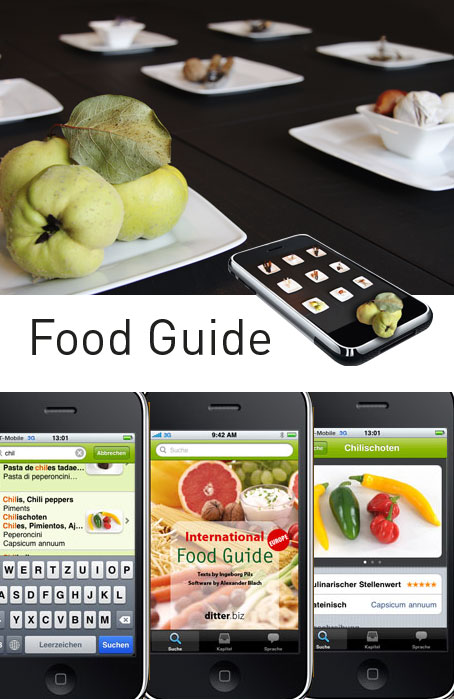 Kochen per app der neue food guide ist online dinnerscout for Bar food night neue heimat