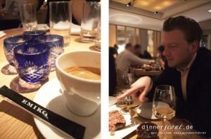 Emiko im Hotel Louis in München