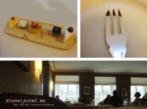 Das Sterne-Restaurant Dallmayr in München