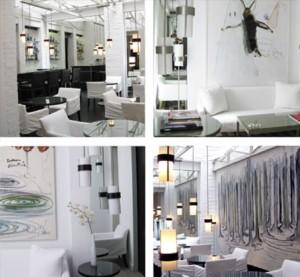 Design Hôtel le A / Frankreich / Paris