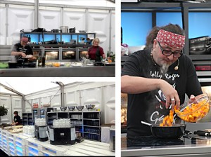 Stefan Marquard und die Jolly Roger Cooking Gang