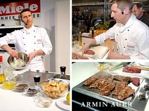 Food&Life 2010: der Treffpunkt für Geniesser in München
