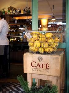 Café Nymphenburg Sekt am Viktualienmarkt