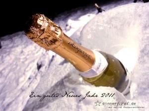Der Start ins Neue Jahr 2011!