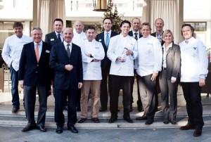 18 Gourmet Festival in St. Moritz
