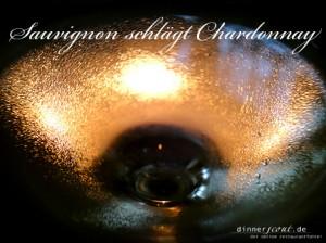 Sauvignon schlägt Chardonnay
