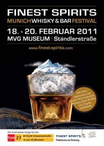 FINEST SPIRITS, Munich Whisky&Bar Festival im MVG Museum