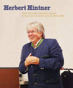 """Herbert Hintner """"Kilometer 0″"""
