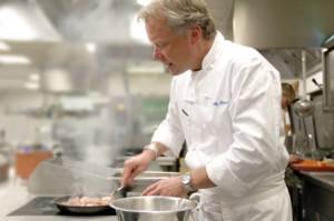 Besuch beim Koch des Jahres 2012, Bobby Bräuer.