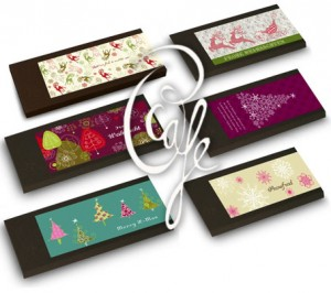Snowfood was ist das? Schokoladen mit wunderschönen Motiven natürlich!