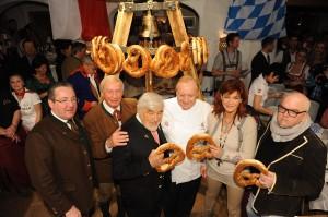 Die Weißwurstparty im Stanglwirt in Going bei Kitzbühel