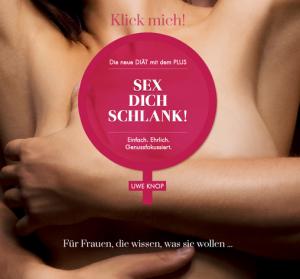 Buchvorstellung: SEX DICH SCHLANK!