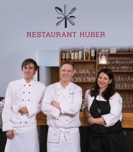 Restaurant Huber: Michel Huber verwöhnt in München-Bogenhausen