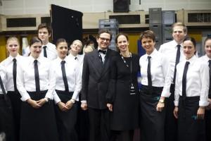Schottenhamel Catering, GQ Männer des Jahres 2012