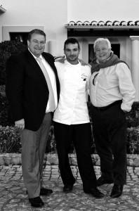 Ocean Restaurant im VILA VITA Parc behält 2. Michelin-Stern und freut sich über Besuch vom deutschen Jahrhundertkoch