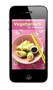 Vegetarisch für Anfänger (Kochapp)
