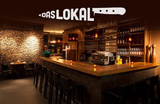 Das Restaurant DAS LOKAL in München