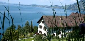 Floraalpina: Der Gourmettempel am Vierwaldstättersee / Schweiz