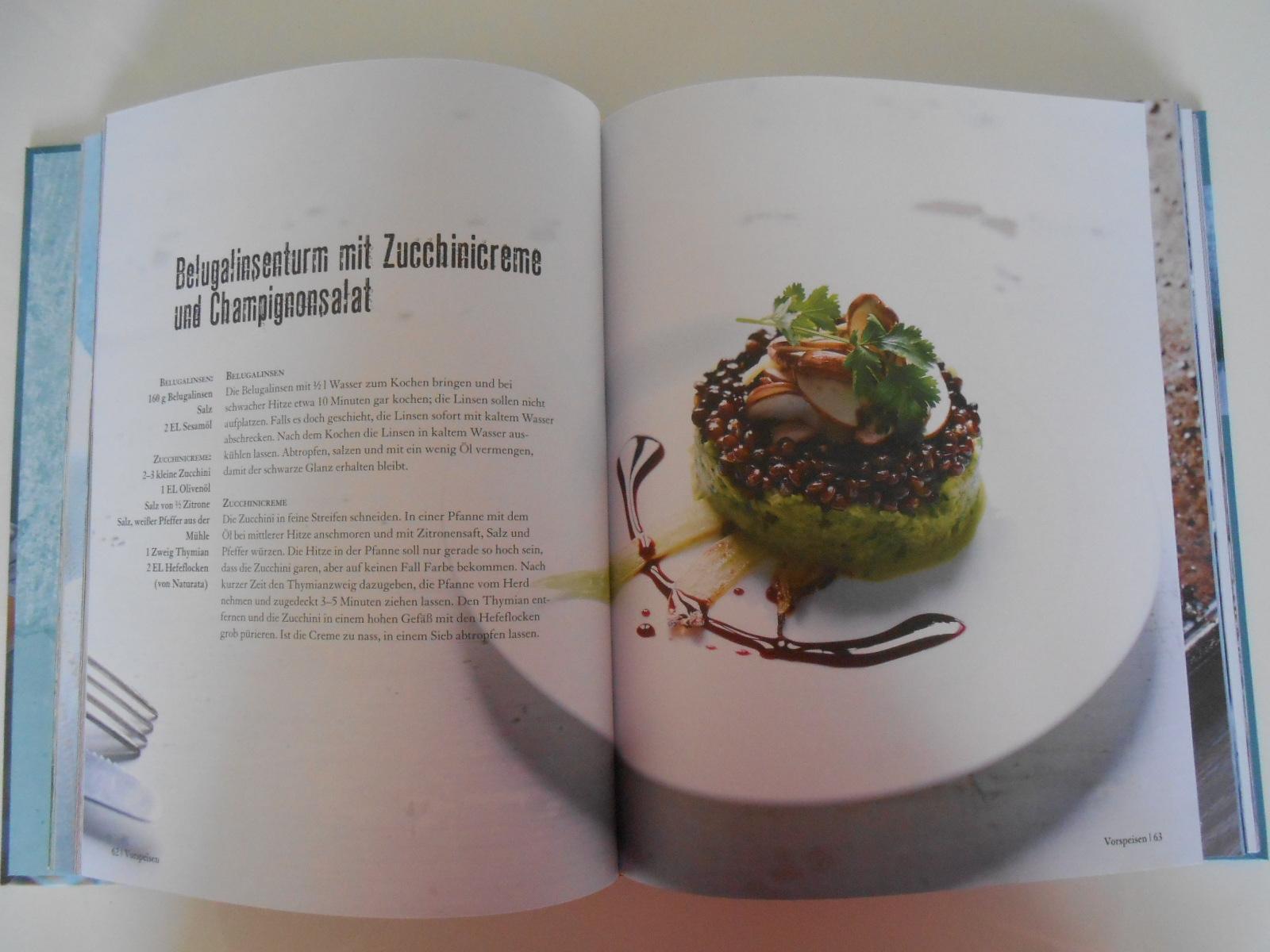 Buchempfehlung: Meine-vegane-Kueche