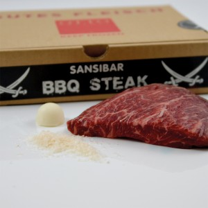 "Das ultimative ""Sansibar BBQ Steak"""