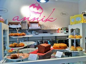Anniks Kuchen im Gaumenspiel