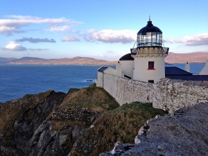 Clare Island Lighthouse / Irland