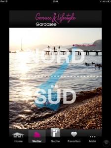 Den Gardasee per App besuchen, Genuss & Lifestyle Gardasee