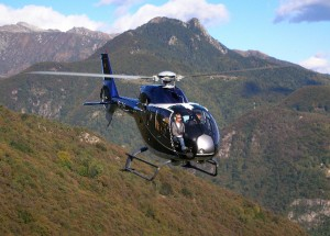 Heli-Pilot für einen Tag – Hotel Eden Roc / Ascona