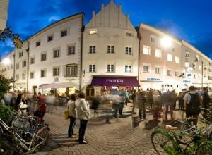 "Bottiglieria ""harpf"" in Bruneck – Feinkost  in edler Umgebung"