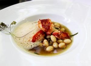 La Falaise: 1 Sterne-Restaurant bei Albi, Frankreich