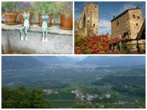 Strauben vom Feinsten auf der Burg Hocheppan in Südtirol