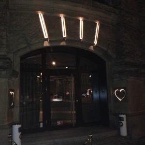 HEART – chices Restaurant in der ehemals Alten Börse in München
