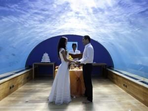 """Conrad Maldives Rangali Island: """"Ja, ich will"""" im Paradies sagen!"""