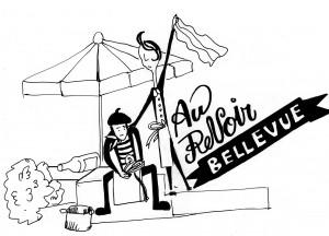 Schlossrestaurant Bellevue in Oberschleißheim sagt leise AU REVOIR BELLEVUE