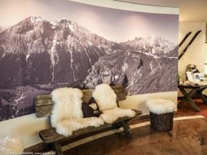 Das Dorint Alpin Resort Seefeld