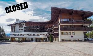 Das Dorint Alpin Resort Seefeld / Betrieb eingestellt