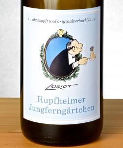 Loriot-Weine: Von deutschen Sonnenhügeln frisch auf den Tisch