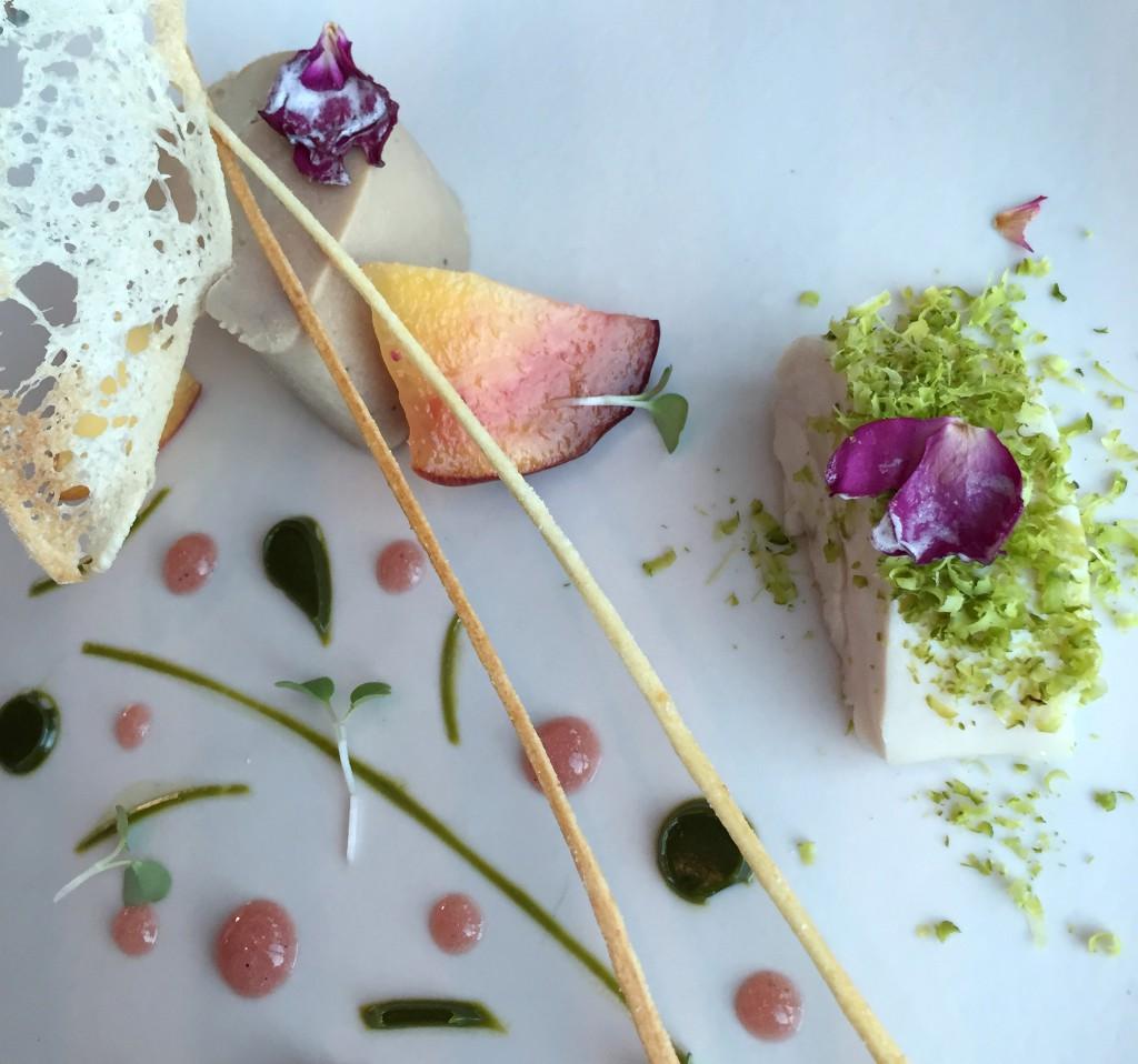 fois_gras_mit_pfirsich_und_rose
