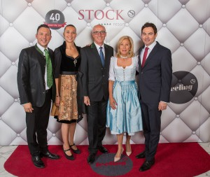 Jubiläums-Gala: 40 Jahre STOCK***** resort