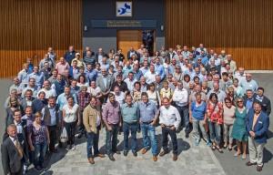 Jahrestagung der Destillateurmeister-Vereinigung bei Lantenhammer/SLYRS am Schliersee