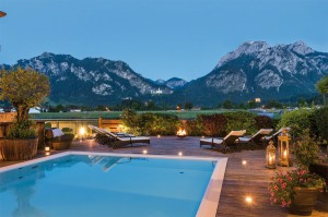 Allgäu im Sommer / Alpenwellness