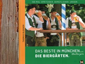 Buchtipp: Das beste in München – Die Biergärten